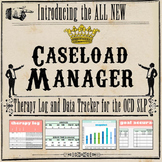 Caseload Manager: Therapy Log and Data Tracker