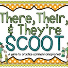 There, Their, & They're Scoot