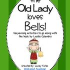 There Was An Old Lady Who Swallowed A Bell-Sequencing Activities