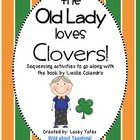 There Was An Old Lady Who Swallowed A Clover-Sequencing