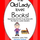 There Was An Old Lady Who Swallowed Some Books-Sequencing