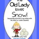 There Was An Old Lady Who Swallowed Some Snow-Sequencing