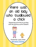 There Was An Old Lady Who Swallowed a Chick-Sequencing