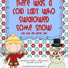 There Was a Cold Lady Who Swallowed Some Snow Mini Math an