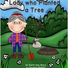 There Was an Old Lady Who Planted a Tree: Earth Day Book a