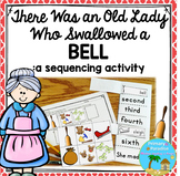 There Was an Old Lady Who Swallowed A Bell- Sequence