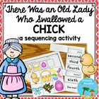 There Was an Old Lady Who Swallowed A Chick- Sequence