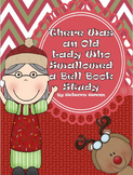 There Was an Old Lady Who Swallowed a Bell Common Core Book Study