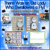 There Was an Old Lady Who Swallowed a Fly (retelling and writing)
