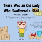 There Was an Old Lady Who Swallowed a Shell Companion Pack