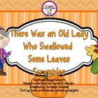 There Was an Old Lady Who SwallowedSome Leaves Sentence Scrambles