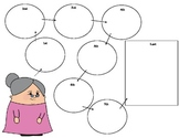 There was an Old Lady Sequencing Graphic Organizer