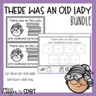 There was an Old Lady Who Swallowed...Emergent Reader Bundle