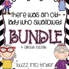 There was an old Lady BUNDLE- Sub Plans
