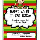 There's An Elf In Our Room... Spreading Common Core Litera
