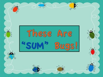 "These Are ""SUM"" Bugs!"
