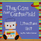 They Came From Center Field (Dan Gutman) Literature Unit/B