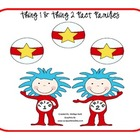 Thing 1 and Thing 2 Fact Families