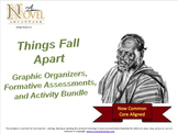 Things Fall Apart~ Graphic Organizers