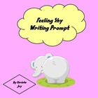 Things that Make Me Shy worksheet with writing prompt