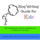 Think Blog: Blog Writing Guide for Kids- Free Sample