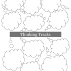 Thinking Tracks - Graphic Organizer