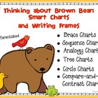 Thinking about Brown Bear: Smart Charts and Writing Frames