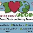 Thinking about Earth: Smart Charts and Writing Frames