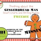 Thinking about the Gingerbread Man: FREEBIE!