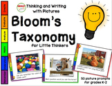Thinking and Writing with Pictures: Bloom's Taxonomy for L