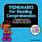 Thinkmarks for Reading Comprehension