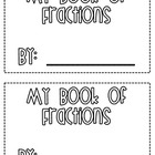 Third Grade Book of Fractions