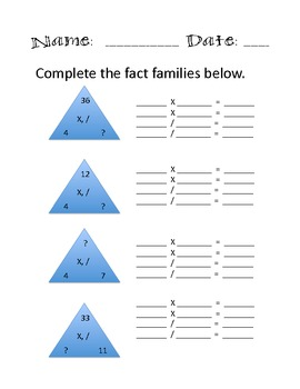 Third Grade Common Core Math