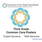Third Grade Common Core Posters