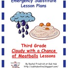 Third Grade Emergency Sub Plans
