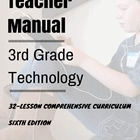 Third Grade Technology: 32 Lessons Every Third Grader Can Do