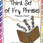 Third Hundred Fry Phrases Fluency Games and Intervention Set