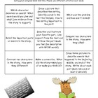 Third grade reading homework based on common core standards