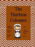 Thirteen Colonies Lesson