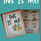 This Is Me (a keepsake &quot;All About Me&quot; book)