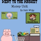 This Little Piggy Went to the Market Money Unit
