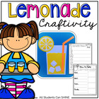 This Summer Is Going To Be SWEET! - A Lemonade Craftivity