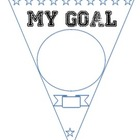 This Year Goal Pennant