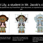 Thom and Lily - Clip Art PowerPoint Students