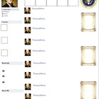 Thomas Jefferson Presidential Fakebook Template