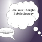 Thought Bubble Strategy Game! Thought Organization, Impuls