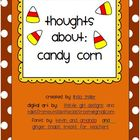 Thoughts About...Candy Corn