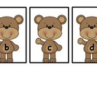 Three Bears Word Families