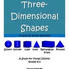 Three Dimensional Shape Study for Primary Students