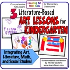 Three Literature-Based Art Lessons for Kindergarten